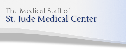 The Medical Staff of St. Jude Medical Center